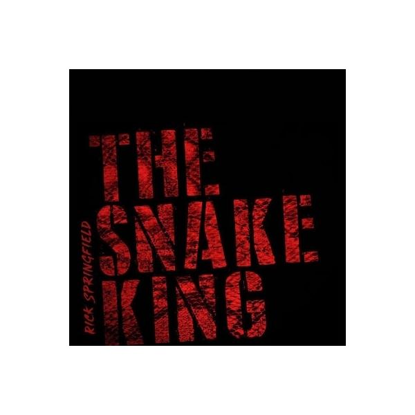 Rick Springfield リックスプリングフィールド / Snake King【CD】