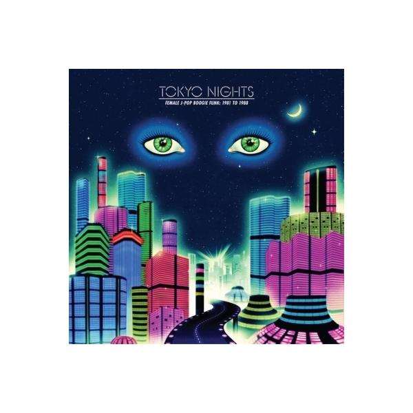 オムニバス(コンピレーション) / Tokyo Nights:  Female J-Pop Boogie Funk:  1981 to 1988 (2枚組アナログレコード)【LP】