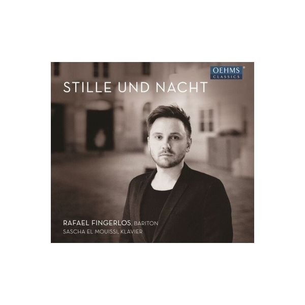 Bariton & Bass Collection  / 『Stille und Nacht~バリトン・リサイタル』 ラファエル・フィンガーロス【CD】
