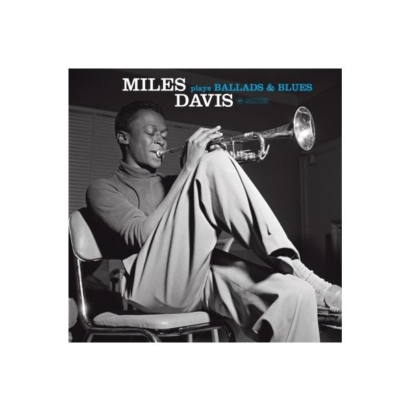 Miles Davis マイルスデイビス / Ballads  &  Blues (180グラム重量盤レコード / Jazztwin)【LP】
