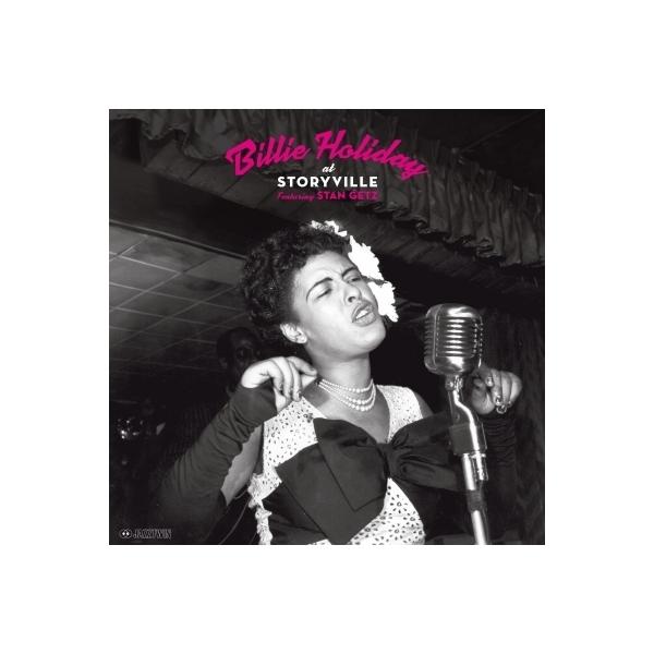 Billie Holiday ビリーホリディ / At Storyville (180グラム重量盤レコード / Jazztwin)【LP】