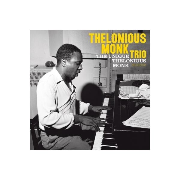 Thelonious Monk セロニアスモンク / Unique (180グラム重量盤レコード / Jazztwin)【LP】