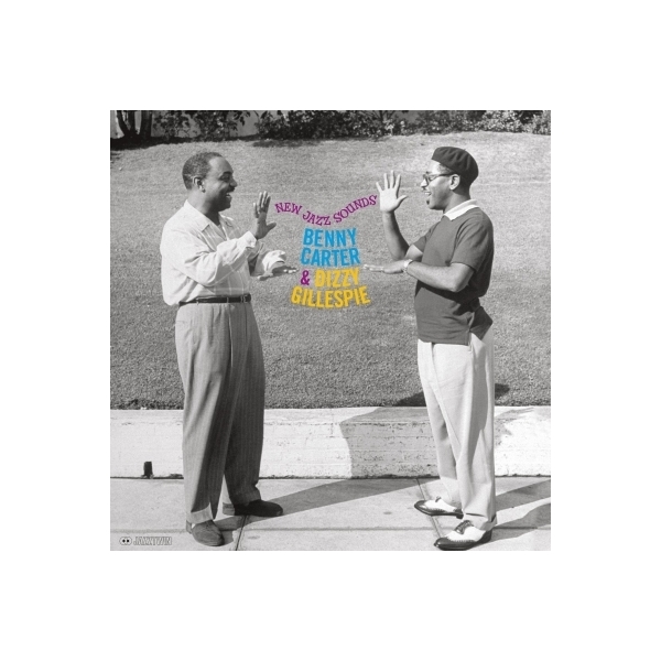 Benny Carter / Dizzy Gillespie / New Jazz Sounds (180グラム重量盤レコード / Jazztwin)【LP】