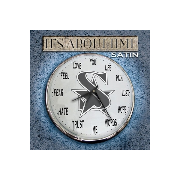 Satin / It's About Time【CD】
