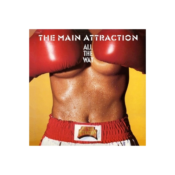 Main Attraction / All The Way【CD】