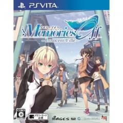 【PS Vita】メモリーズオフ ‐Innocent Fille‐ 通常版