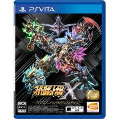 【PS Vita】スーパーロボット大戦X プレミアムアニメソング & サウンドエディション