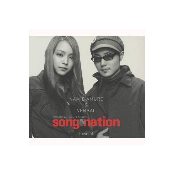 安室奈美恵 / Verbal (M-flo) / lovin'it【CD Maxi】