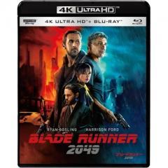 ブレードランナー 2049 4K ULTRA HD & ブルーレイセット【通常版】【BLU-RAY DISC】