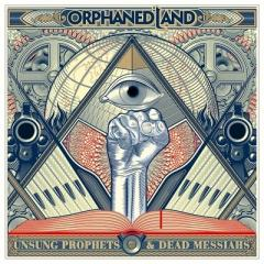Orphaned Land / Unsung Prophets  &  Dead Messiahs【CD】