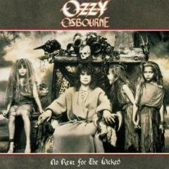Ozzy Osbourne オジーオズボーン / No Rest For The Wicked (Remastered)【CD】