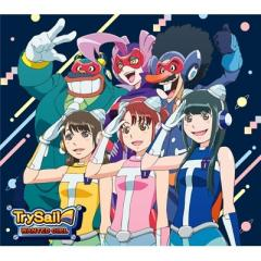 TrySail / WANTED GIRL 【期間生産限定盤】(+DVD)【CD Maxi】
