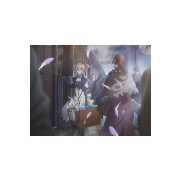 ヴァイオレット・エヴァーガーデン (4)【BLU-RAY DISC】