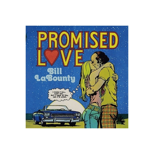 Bill Labounty / Promised Love【CD】