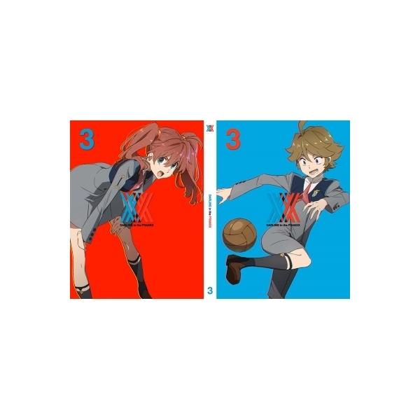 ダーリン・イン・ザ・フランキス 3【完全生産限定版】【BLU-RAY DISC】