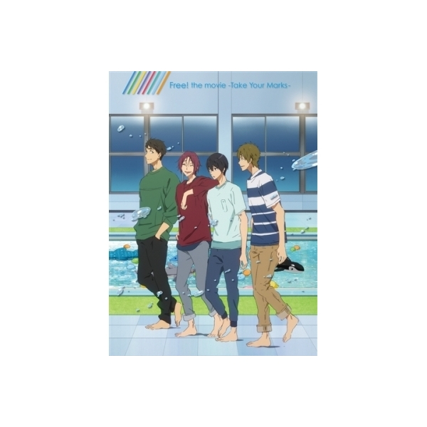 特別版 Free! -Take Your Marks-【BLU-RAY DISC】