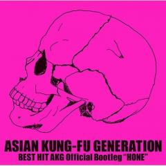 "ASIAN KUNG-FU GENERATION (アジカン) / BEST HIT AKG Official Bootleg ""HONE""【CD】"