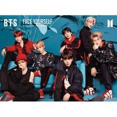 BTS (防弾少年団) / FACE YOURSELF 【初回限定盤A】 (CD+Blu-ray)【CD】