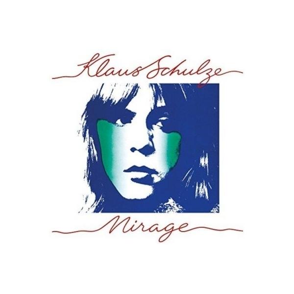 Klaus Schulze クラウスシュルツェ / Mirage (アナログレコード)【LP】