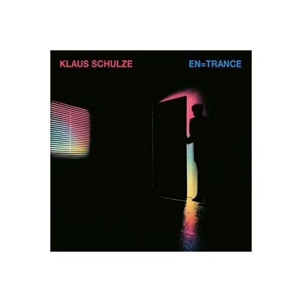 Klaus Schulze クラウスシュルツェ / En-trance (2枚組アナログレコード)【LP】