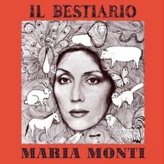 Maria Monti / Il Bestiario 【CD】