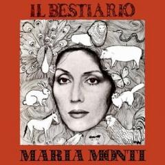 Maria Monti / Il Bestiario (アナログレコード)【LP】