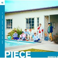 MONSTA X / PIECE 【通常盤】【CD】