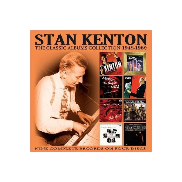 Stan Kenton スタンケントン / Classic Albums Collection:  1948-1962【CD】