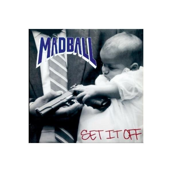 Madball / Set It Off (180グラム重量盤レコード)【LP】