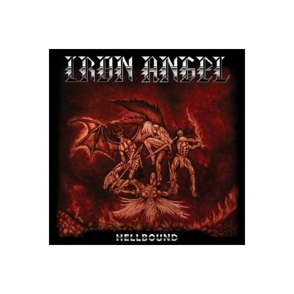 Iron Angel / Hellbound【CD】