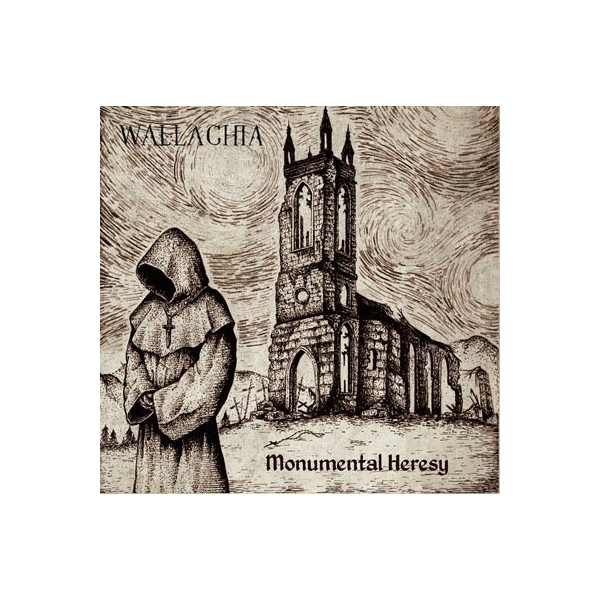 Wallachia / Monumental Heresy 【CD】