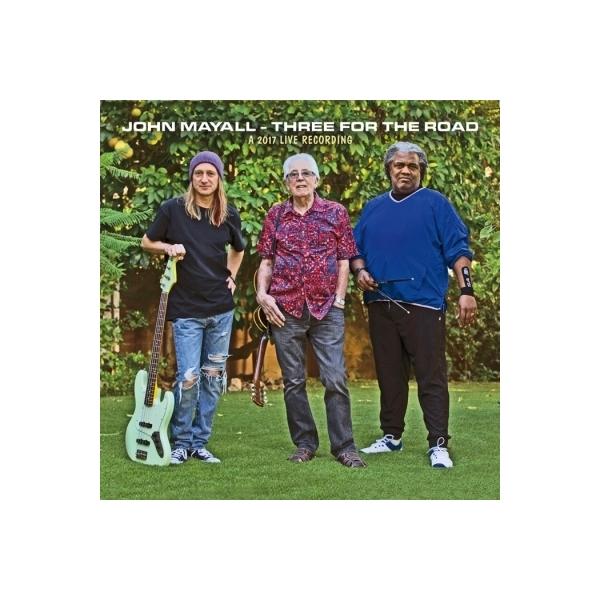 John Mayall ジョンメイオール / Three For The Road【CD】