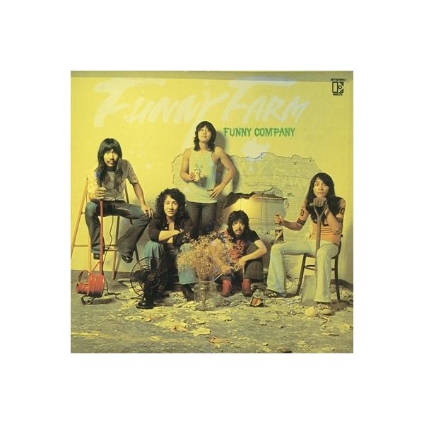 ファニー カンパニー / ファニー ファーム + 3 Tracks【SHM-CD】