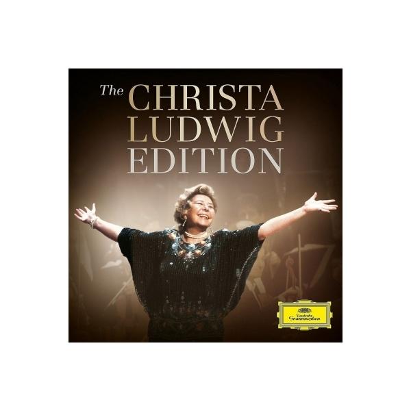 Mezzo-soprano & Alto Collection / クリスタ・ルートヴィヒ・エディション(12CD)【CD】