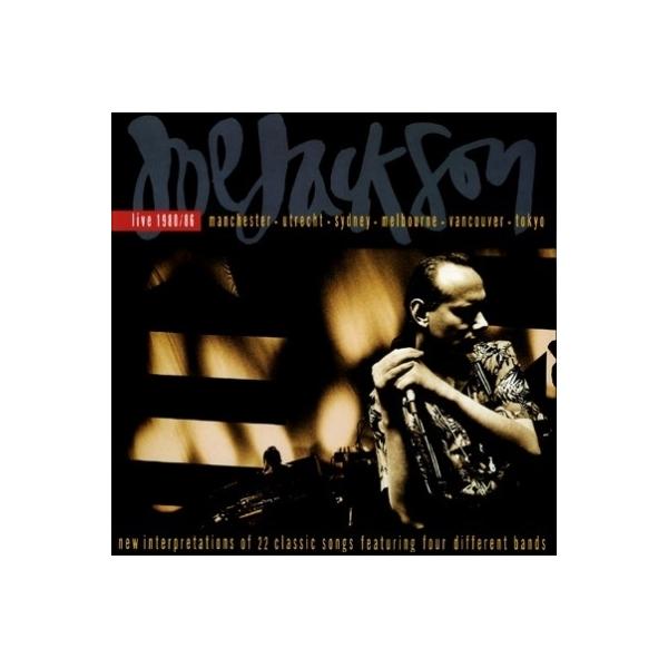 Joe Jackson ジョージャクソン / Live 1980  /  1986 (180グラム重量盤レコード)【LP】