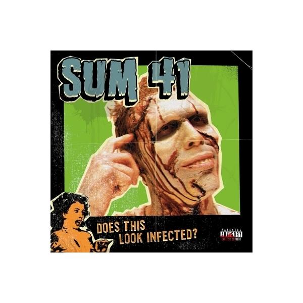 Sum41 サムフォーティーワン / Does This Look Infected (アナログレコード)【LP】