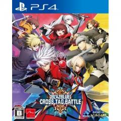 【PS4】BLAZBLUE CROSS TAG BATTLE 通常版