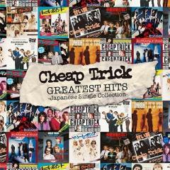 Cheap Trick チープトリック / Greatest Hits -Japanese Single Collection-  (CD+DVD)【CD】