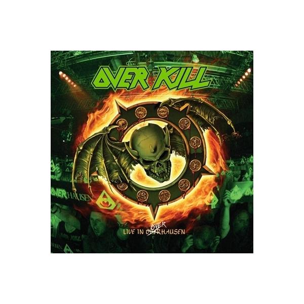 Overkill オーバーキル / Live In Oberhausen 【初回限定盤】 (Blu-ray+2CD)【BLU-RAY DISC】