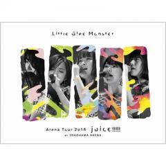 Little Glee Monster / Little Glee Monster Arena Tour 2018 - juice !!!!! - at YOKOHAMA ARENA 【初回生産限定盤】(2DVD)【DVD】
