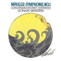 Mahler マーラー / 交響曲第1番「巨人」:レナード・バーンスタイン指揮&アムステルダム・コンセルトヘボウ管弦楽団 (180グラム重量盤レコード)【LP】