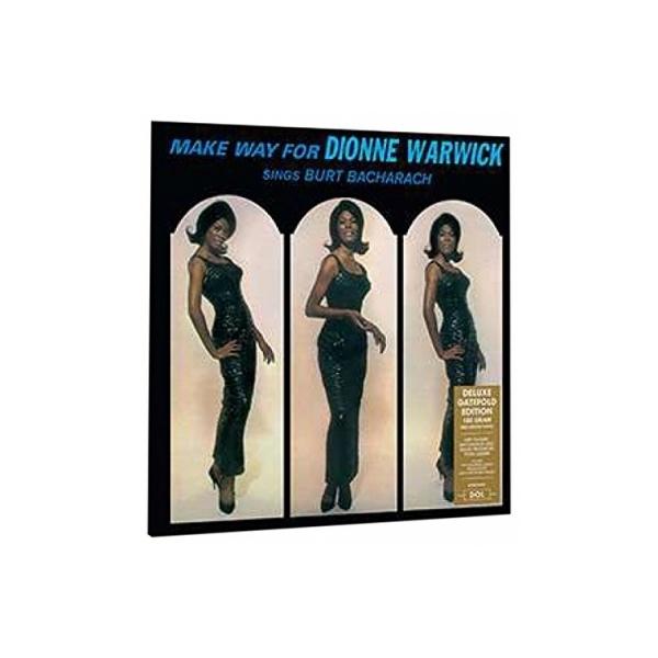 Dionne Warwick ディオンヌワーウィック / Make Way For Dionne Warwick Sings Burt Bacharach (アナログレコード / DOL)【LP】