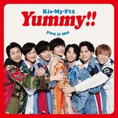 Kis-My-Ft2 / Yummy!!【CD】