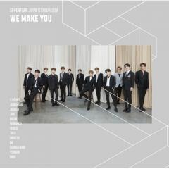 SEVENTEEN / WE MAKE YOU (CD+20P PHOTO BOOK)【CD】