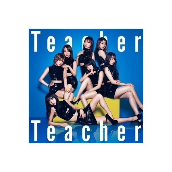 AKB48 / Teacher Teacher 【Type B 初回限定盤】(+DVD)【CD Maxi】