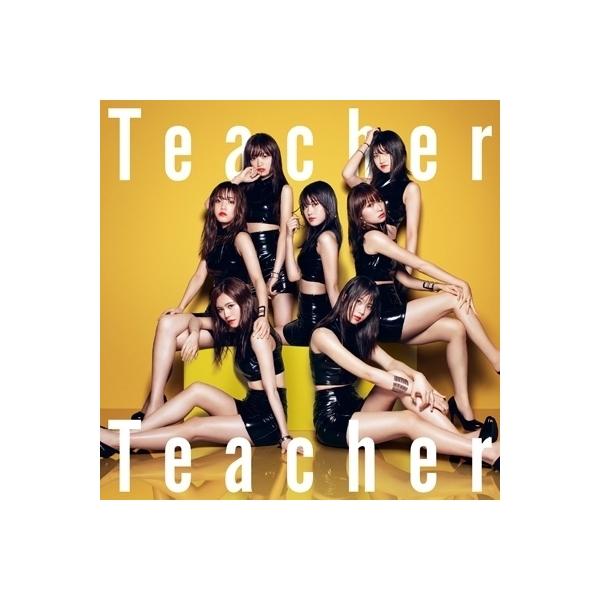 AKB48 / Teacher Teacher 【Type C 初回限定盤】(+DVD)【CD Maxi】