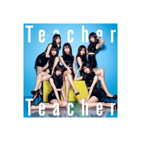 AKB48 / Teacher Teacher 【Type D 初回限定盤】(+DVD)【CD Maxi】