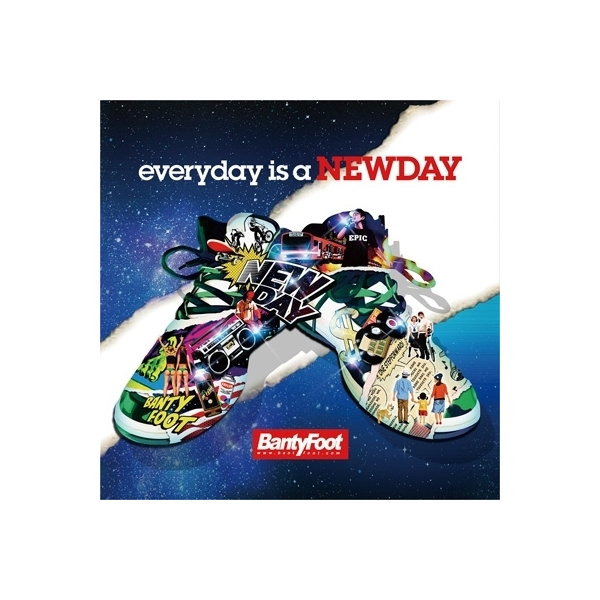 lohaco banty foot everyday is a new day cd j pop hmv lohaco店