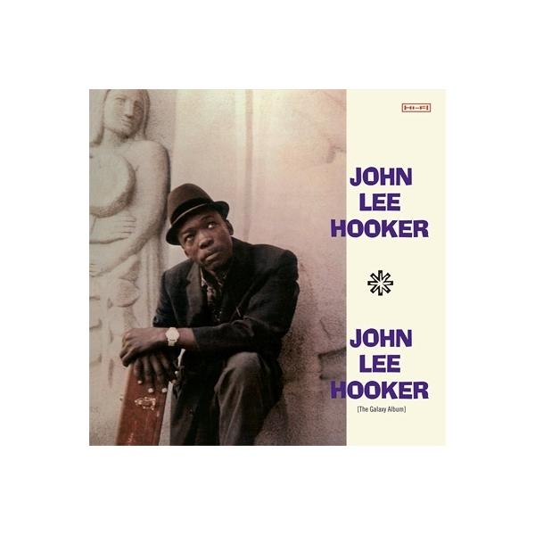 John Lee Hooker ジョンリーフッカー / John Lee Hooker (The Galaxy Album)【CD】