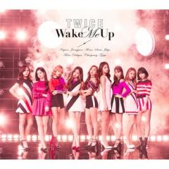 TWICE / Wake Me Up 【初回限定盤A】(CD+DVD)【CD Maxi】